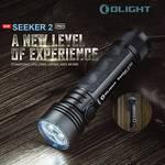 LED-zaklamp Seeker 2 Pro