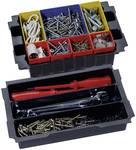 Tanos Mini-systainer® T-Loc III voor kleine onderdelen met: boxen inzet voor MINI-systainer® T-Loc III / 3-voudig gereedschapskist