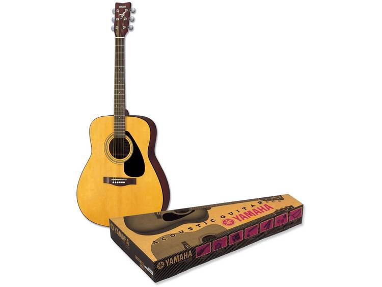 Yamaha F310P akoestische western gitaar set