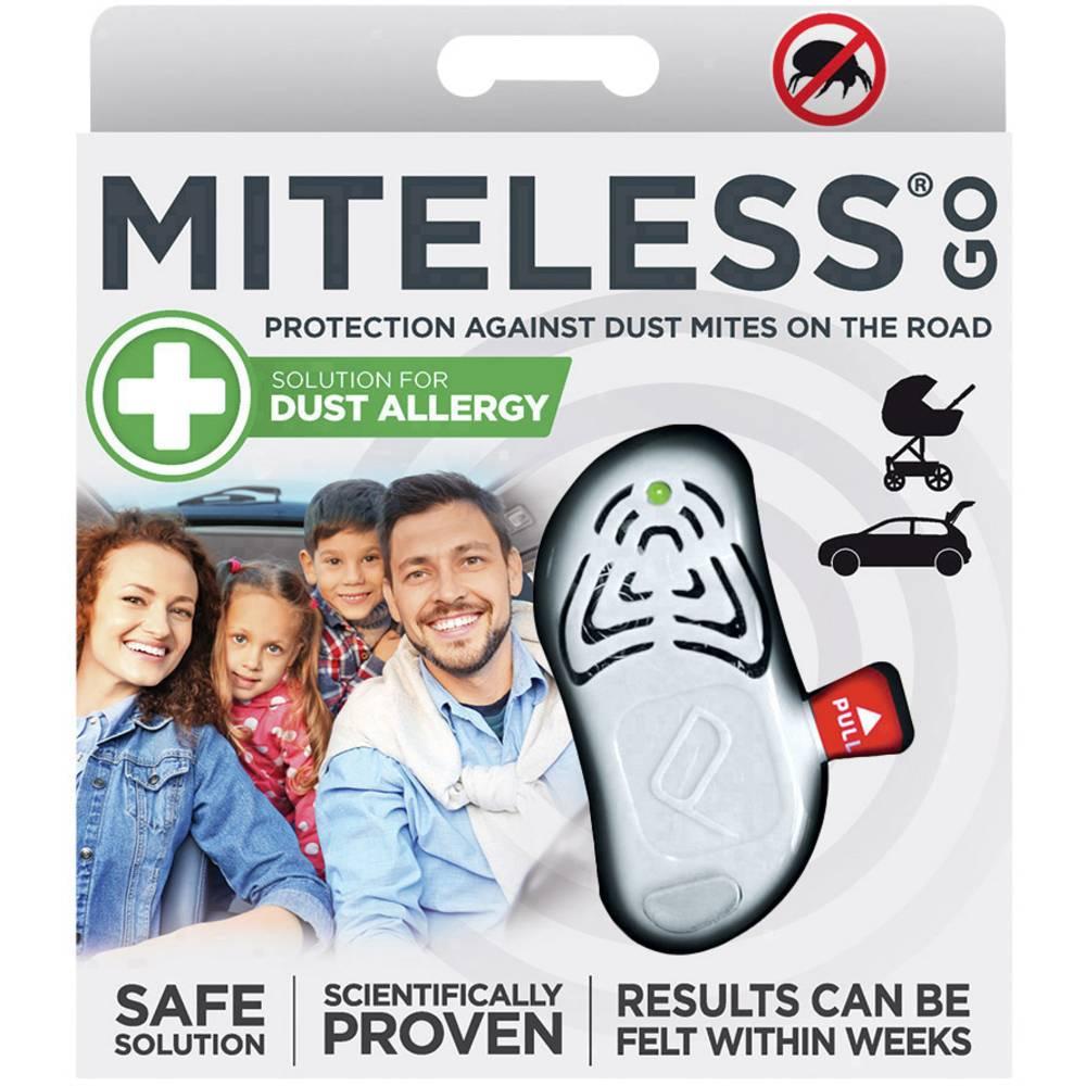 Miteless Go Pro-201WH Bakteriskydd (L x B x H) 60 x 27 x 20 mm Vit 1 st