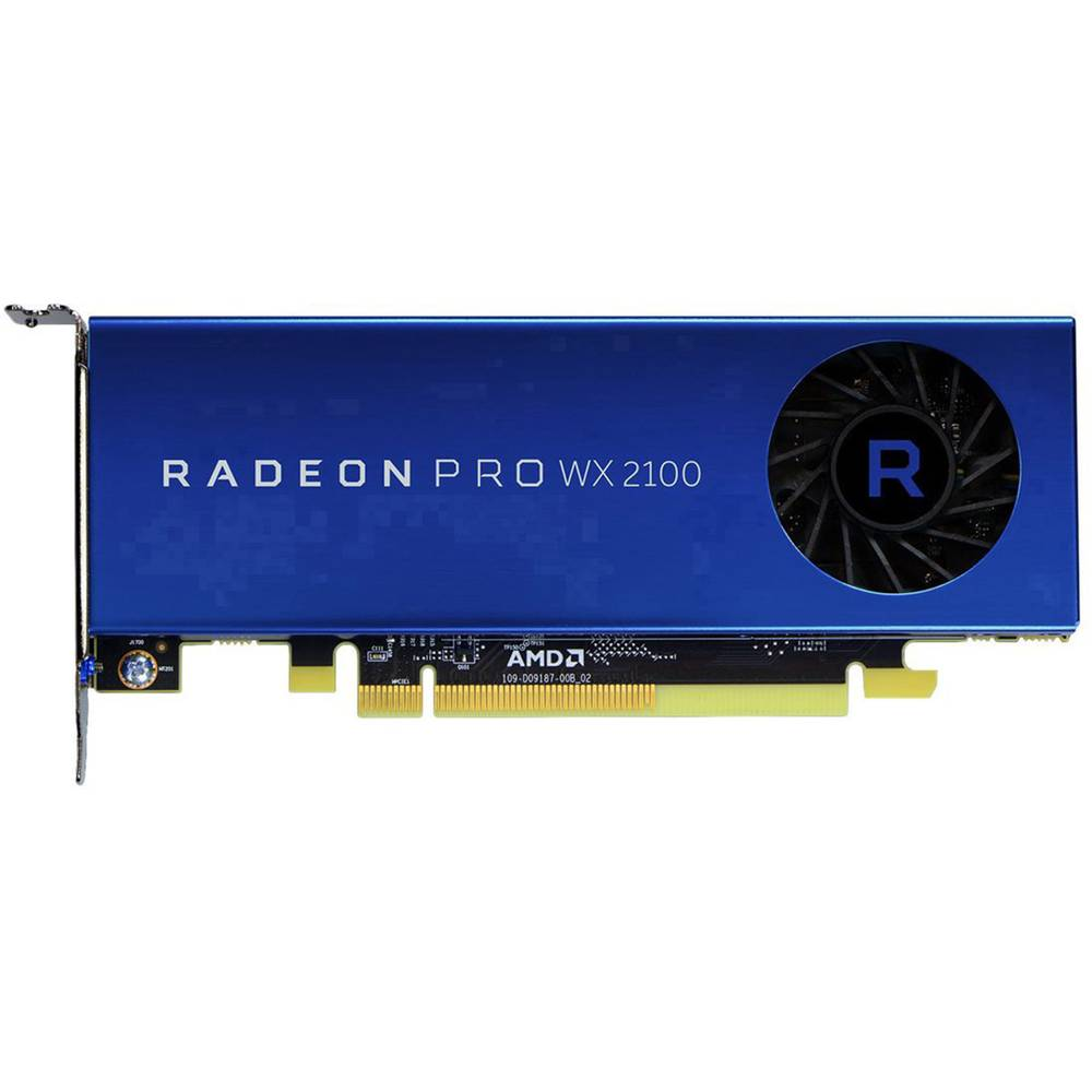Workstation-grafikkort AMD AMD Radeon Pro WX 2100 2 GB