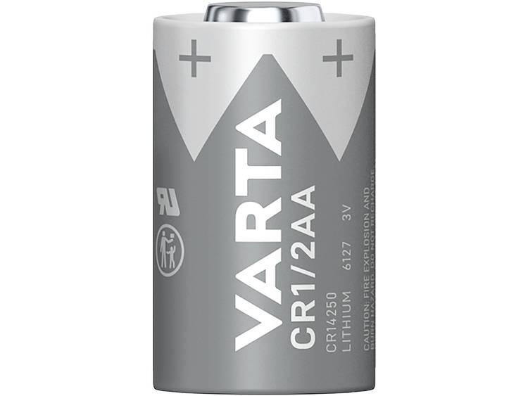 Varta CR14250 Electronics Speciale batterij CR 1/2 AA Lithium 3 V 1 stuk(s)