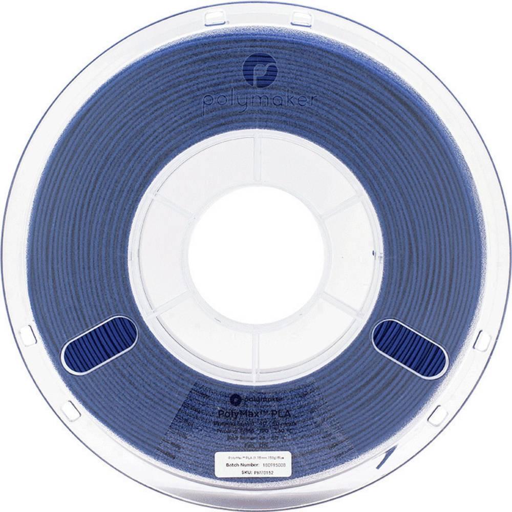 Polymaker 70156 PolyMax 3D-skrivare Filament PLA-plast 2.85 mm 750 g Blå PolyMax 1 st