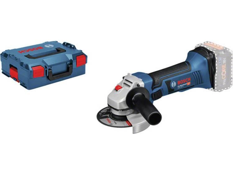 Bosch Professional 060193A304 Haakse accuslijper 115 mm 18 V