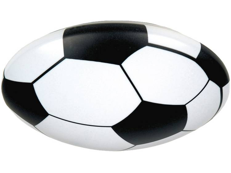 Plafondlamp Voetbal, kunststof