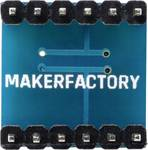 Makerfactory 3,3 V / 5 V TTL Logic Level omvormermodule