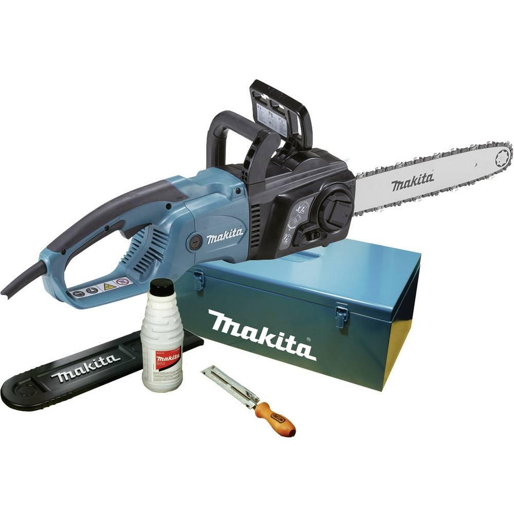 Makita UC4051AK Kettingzaag Elektrisch 2000 W Lengte mes 400 mm Met accessoires