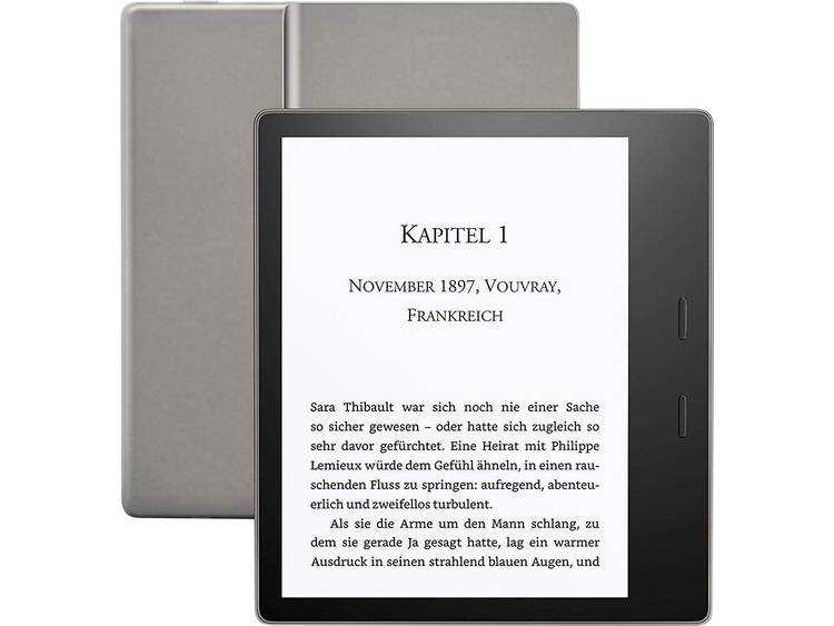 "amazon Kindle Oasis (10. Generation â"" 2019) eBook-reader 17.8 cm (7 inch) Grijs"