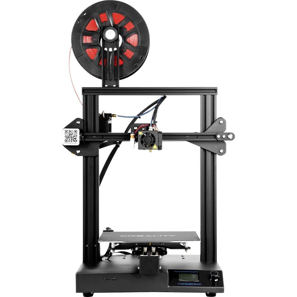 3D-printer bouwpakket Creality CR-20 Pro Geschikt voor alle soorten filament