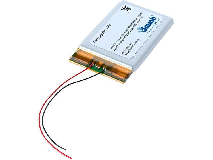 Jauch Quartz LP102530JU Speciale oplaadbare batterij Prismatisch Kabel LiPo 3.7 V 700 mAh