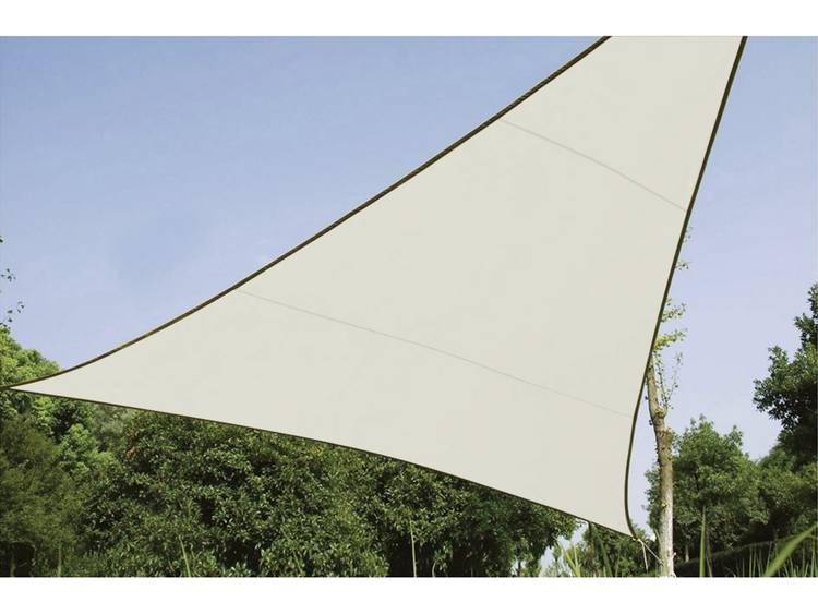 Zonnezeil Driehoek 3.6 X 3.6 X 3.6 M Kleur: CrĂme
