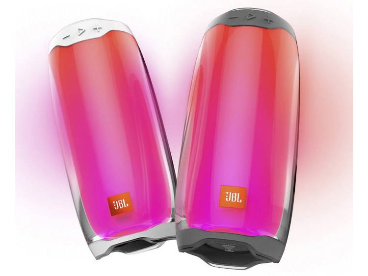 JBL Pulse 4 Bluetooth luidspreker Outdoor, Waterdicht Zwart