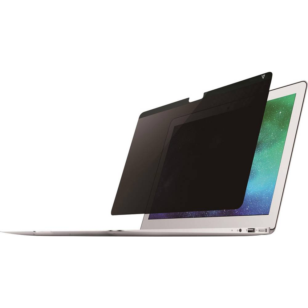 V7 Videoseven Skärmskyddsfilm 38,1 cm (15) Bild - Format: 16:9 PS154MGT-3E Passar till: Apple MacBook Pro 15 , Apple MacBook Pro 15 (Senare 2016)