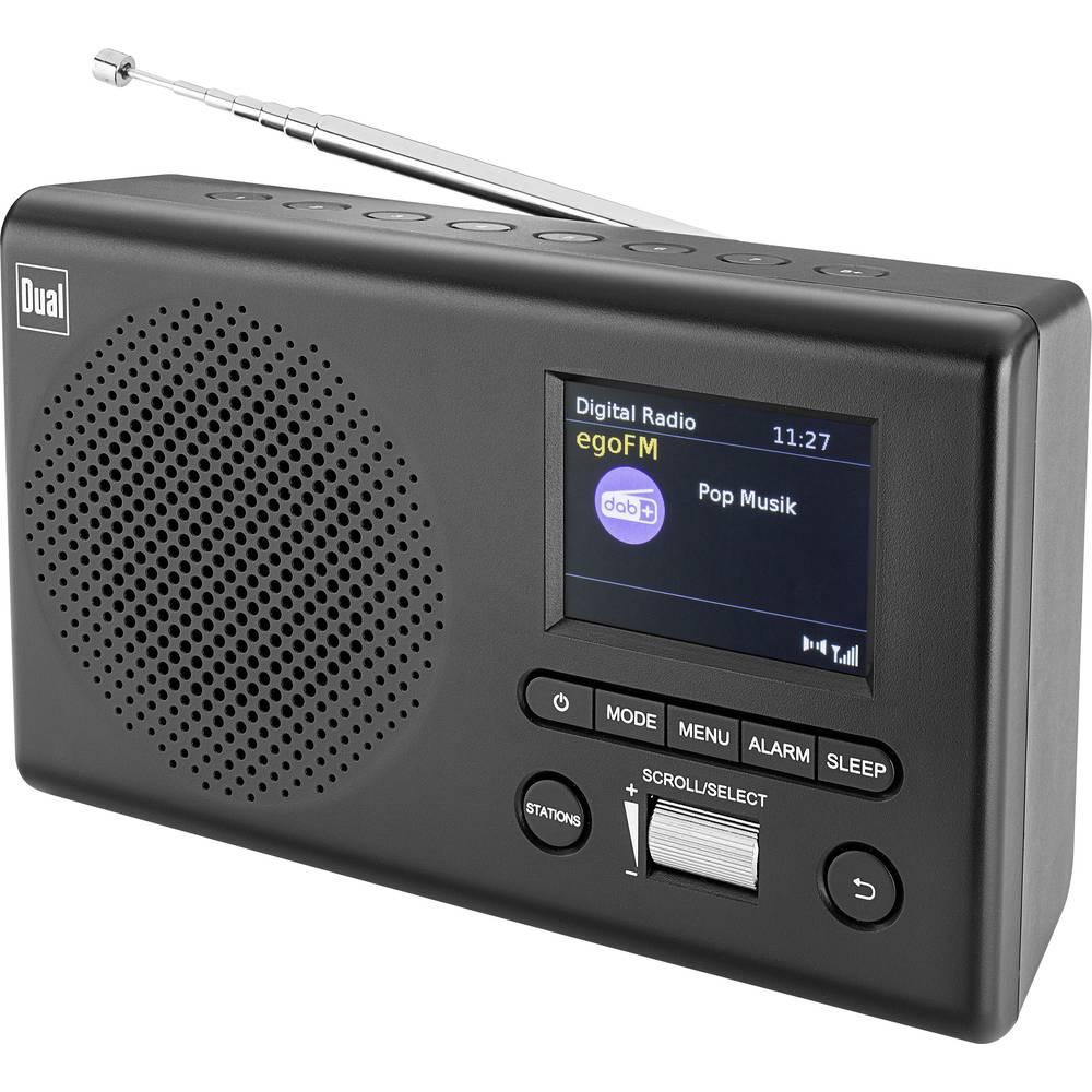 Dual MCR 4 Tafelradio FM, DAB+ FM, DAB+, AUX
