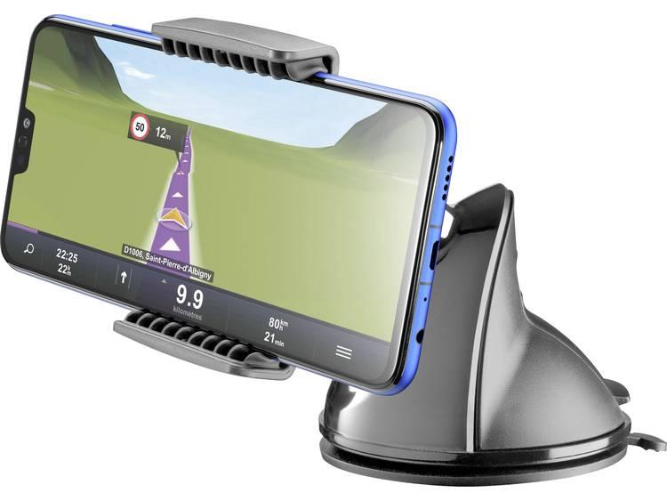Cellularline Zuignap Auto-telefoonhouder 360° draaibaar 7.7 mm (max)