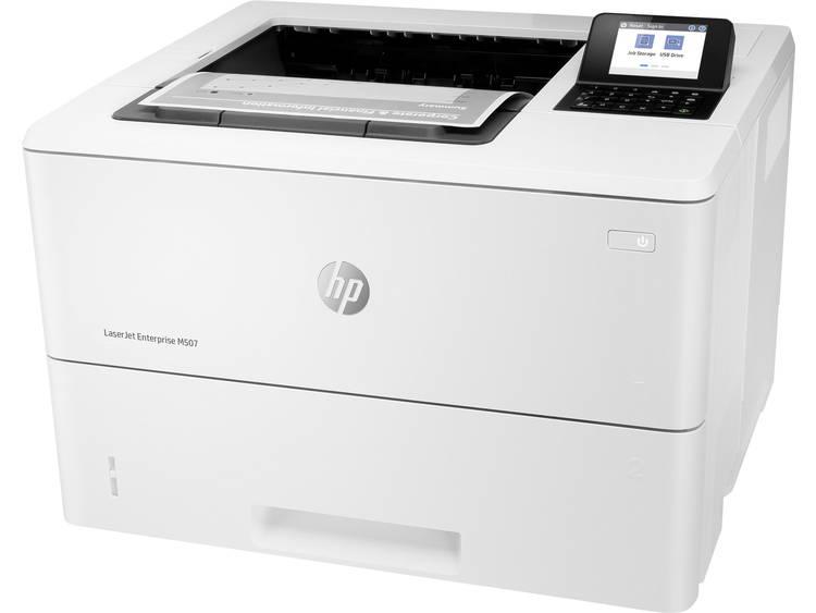 HP LaserJet Enterprise M507dn Laserprinter A4 43 p min 1200 x 1200 dpi LAN Dupl