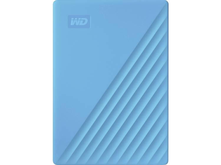 WD My Passport® Externe harde schijf (2.5 inch) 2 TB Blauw USB 3.0 kopen