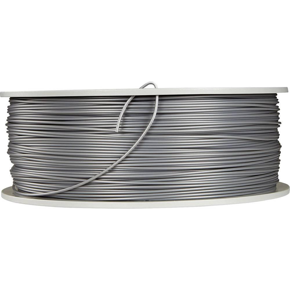 Verbatim 55319 3D-skrivare Filament PLA-plast 1.75 mm 1000 g Grå 1 st