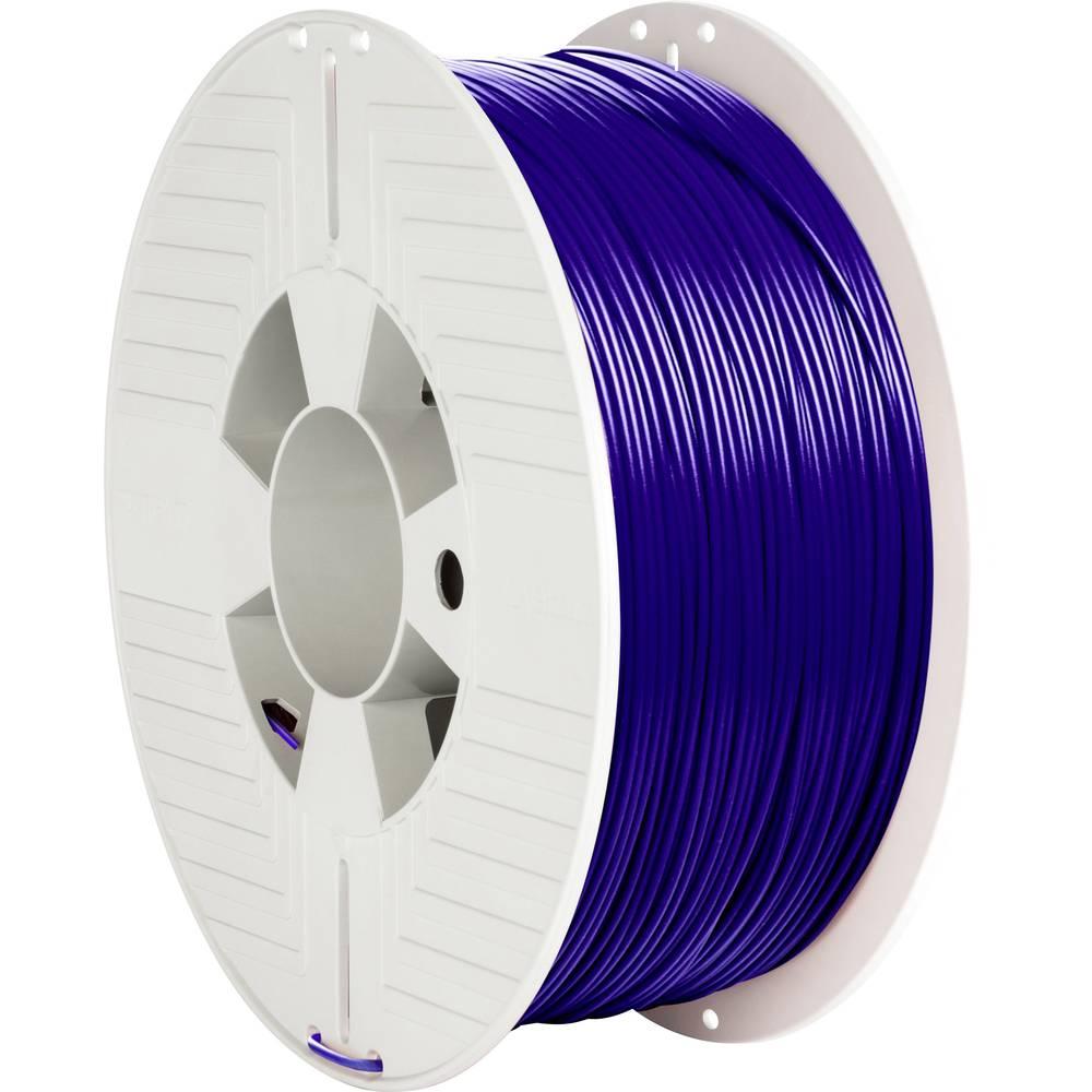 Verbatim 55029 3D-skrivare Filament ABS-plast 1.75 mm 1000 g Blå 1 st