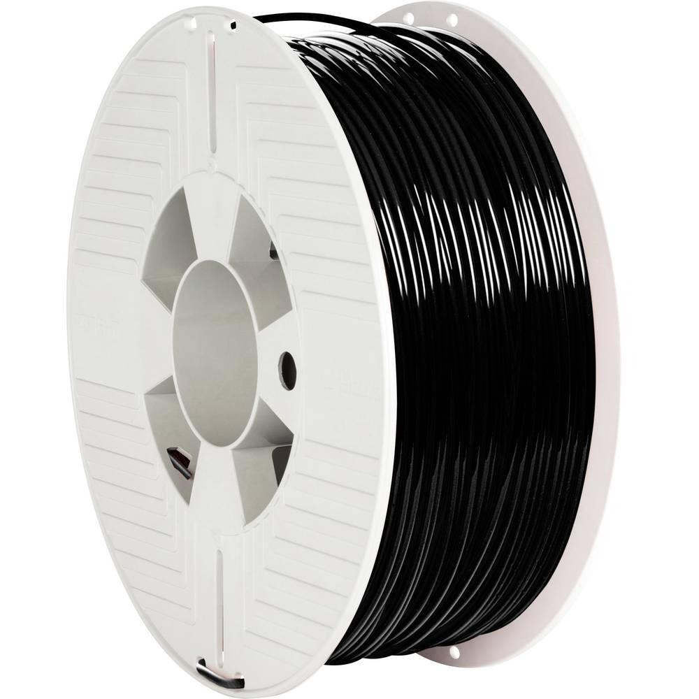 Verbatim 55033 3D-skrivare Filament ABS-plast 2.85 mm 1000 g Svart 1 st
