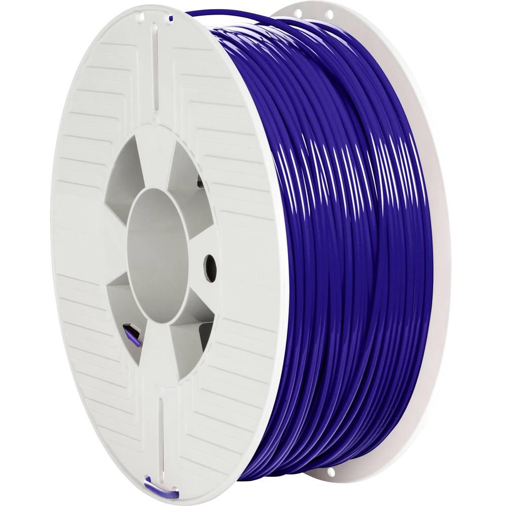 Verbatim 55332 3D-skrivare Filament PLA-plast 2.85 mm 1000 g Blå 1 st