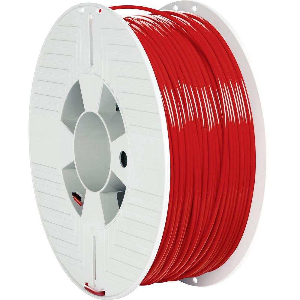 Verbatim 55330 3D-skrivare Filament PLA-plast 2.85 mm 1000 g Röd 1 st