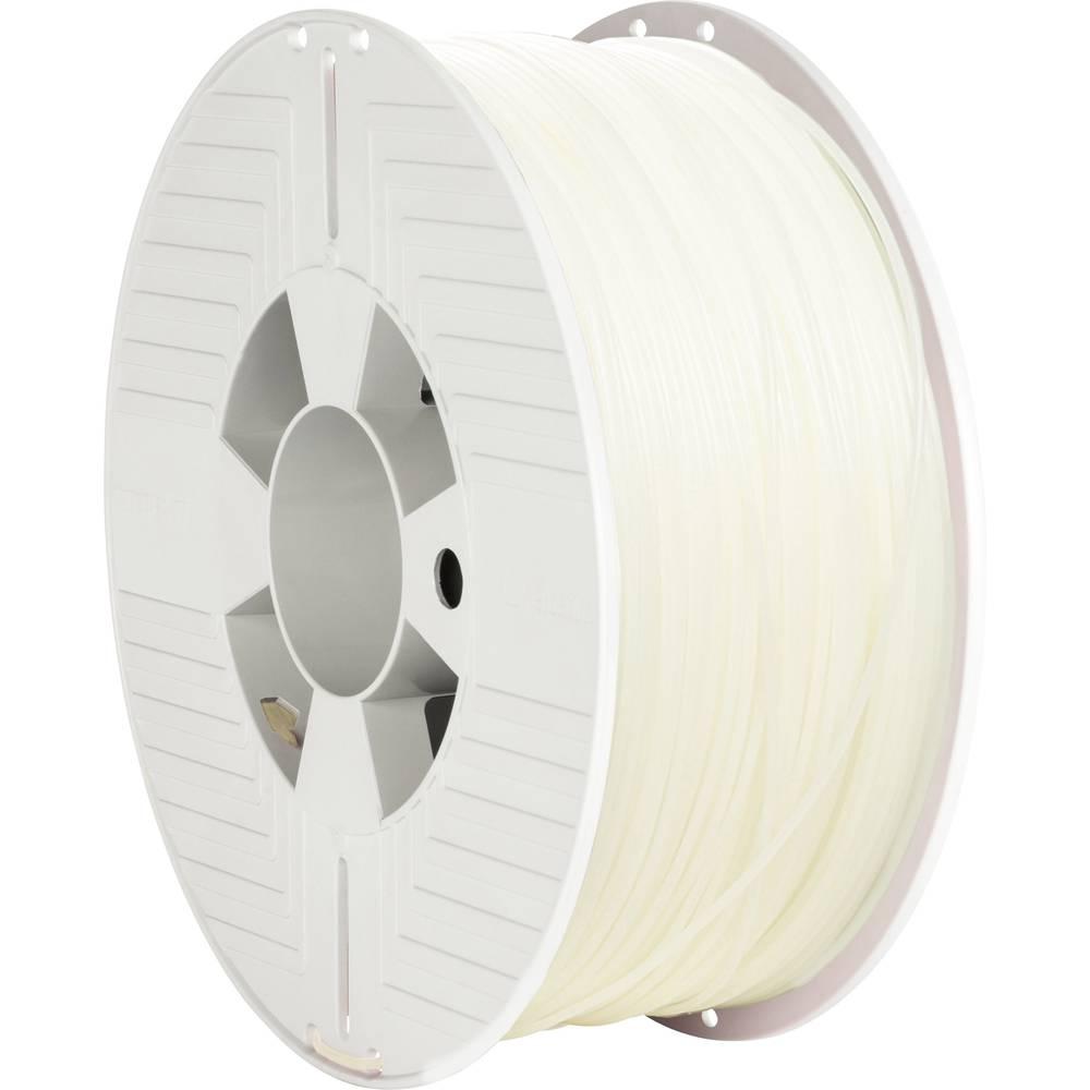 Verbatim 55317 3D-skrivare Filament PLA-plast 1.75 mm 1000 g Natur 1 st