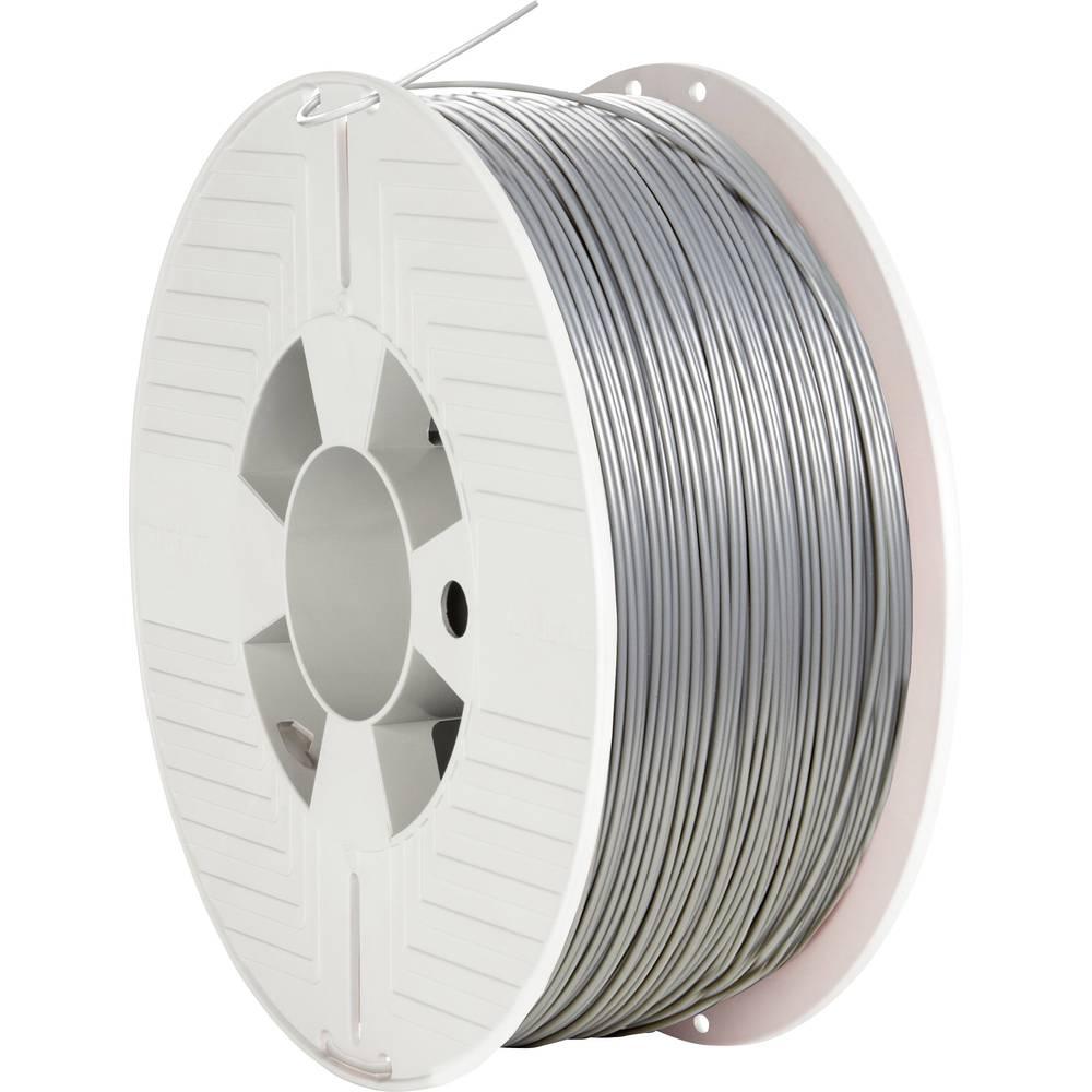 Verbatim 55032 3D-skrivare Filament ABS-plast 1.75 mm 1000 g Grå 1 st