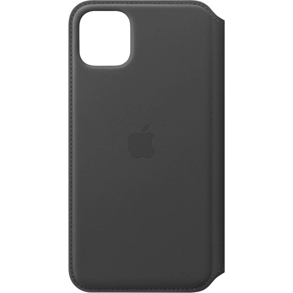 Apple Leder Folio Apple iPhone 11 Pro Max Svart