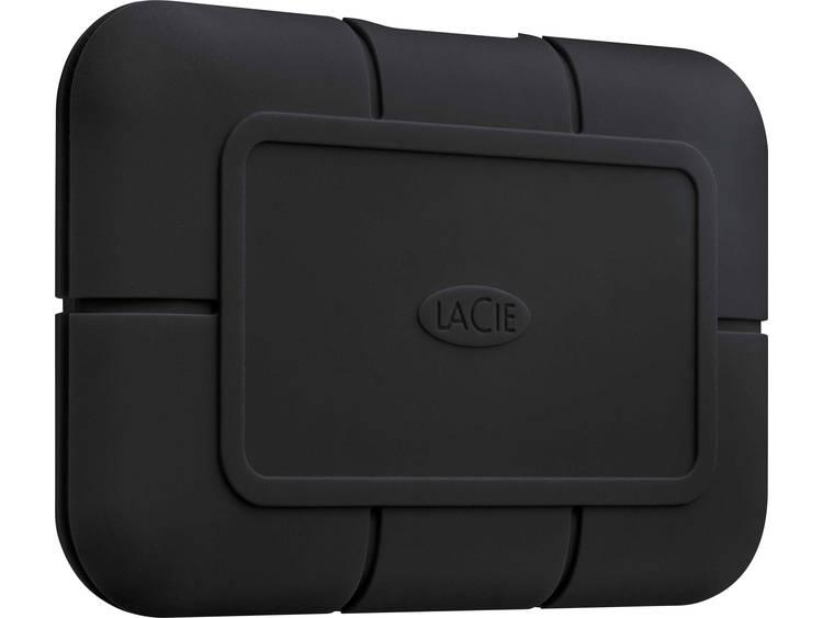 LaCie Rugged® SSD PRO Externe SSD harde schijf 2 TB Zwart Thunderbolt 3