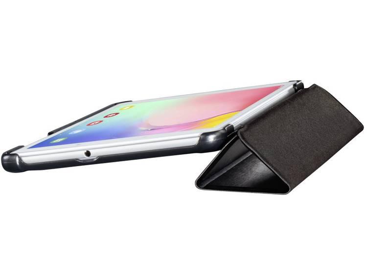 Hama Bookcase Model-specifieke tablethoes Samsung Galaxy Tab A 8.0 Zwart