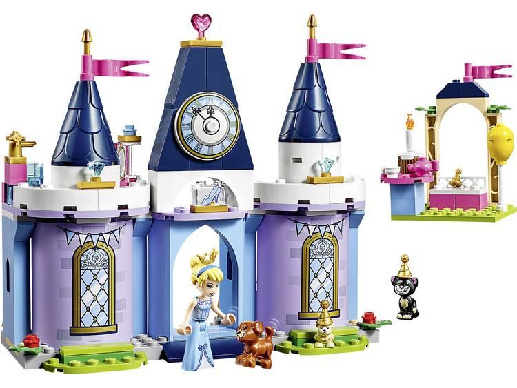 Lego 43178 Princess Cinderella's Castle Celebratio