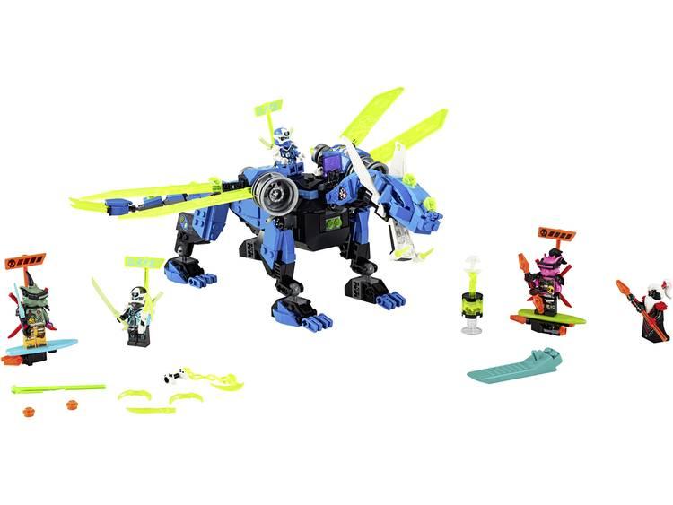 LEGO Ninjago 71711 Jay's Cyberdraak (4116972)