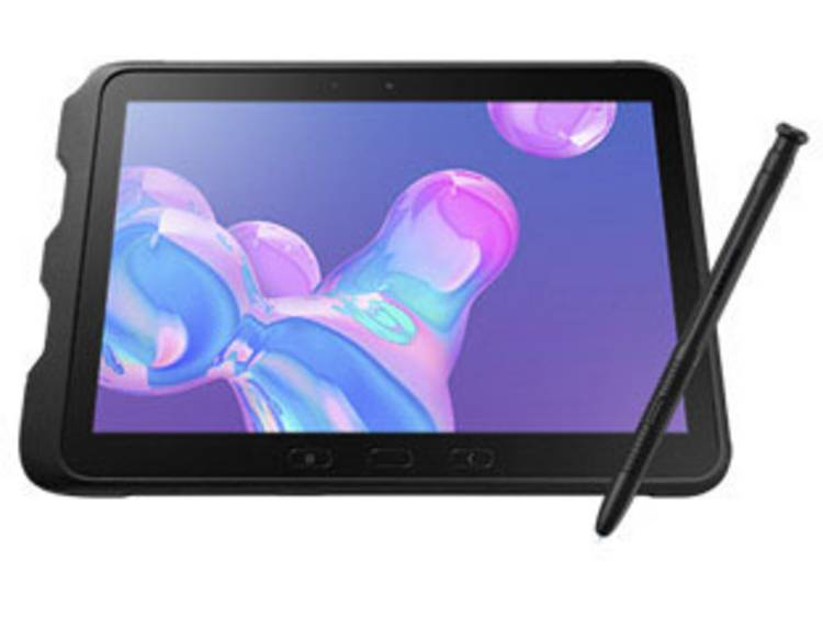 Samsung Galaxy Tab Active Pro Android-tablet 25.7 cm (10.1 inch) WiFi Zwart Qualcomm® Snapdragon 1920 x 1200 pix