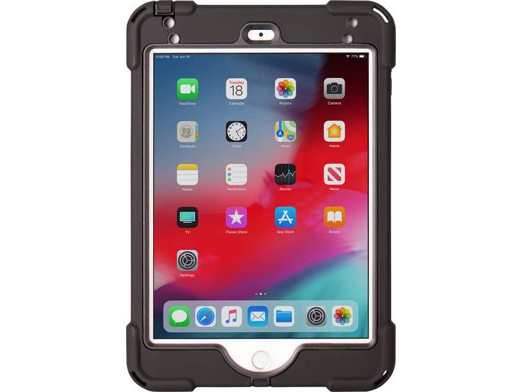 The Joyfactory iPad Cover / hoes Outdoor case Geschikt voor Apple: iPad mini 4, iPad mini 5e generatie Zwart