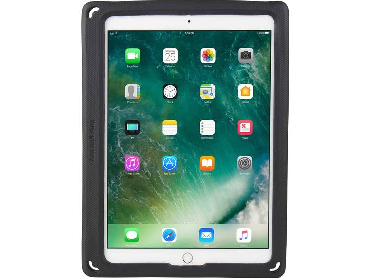 The Joyfactory iPad Cover / hoes Outdoor case Geschikt voor Apple: iPad Pro 10.5, iPad Air 10.5 Zwart