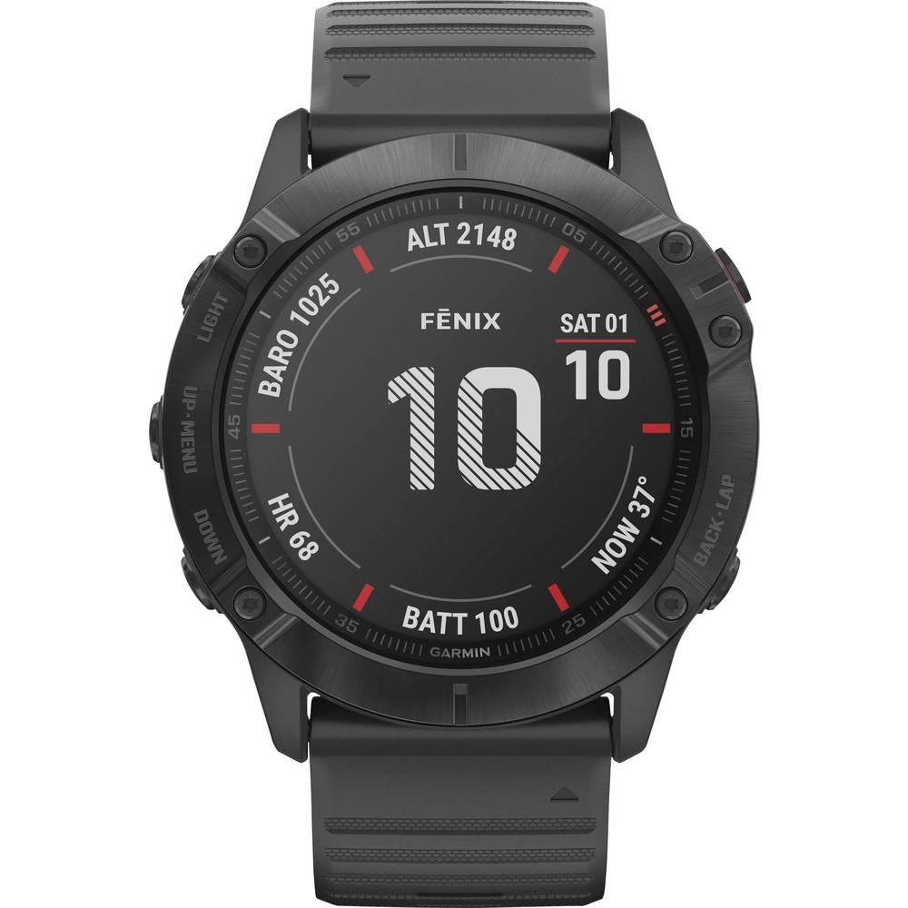 Garmin Fenix 6X Pro Smartwatch 51 mm Svart