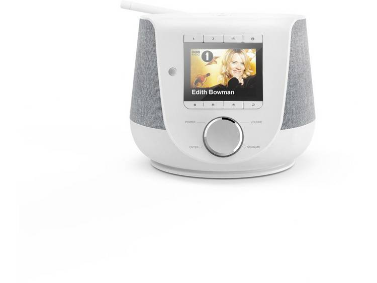 Hama DIR3200SBT Tafelradio met internetradio DAB+, FM AUX, Bluetooth, USB, WiFi,