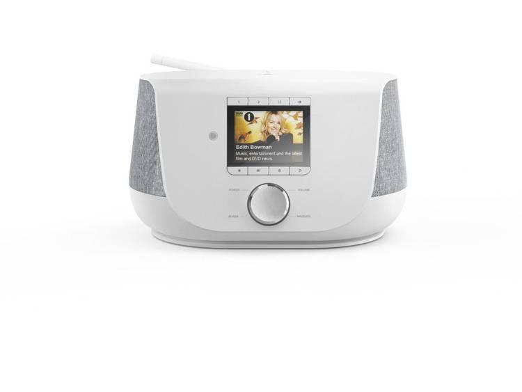 Hama DIR3300SBT Tafelradio met internetradio DAB+, FM Internetradio, AUX, Blueto