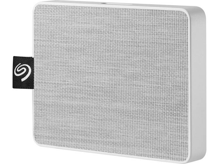 Seagate One Touch Externe SSD harde schijf 500 GB Wit USB 3.0 kopen