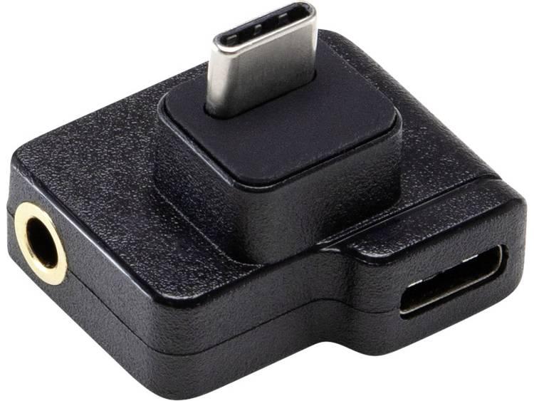 DJI CYNOVA Osmo Action Dual 3.5mm Actioncam-adapter
