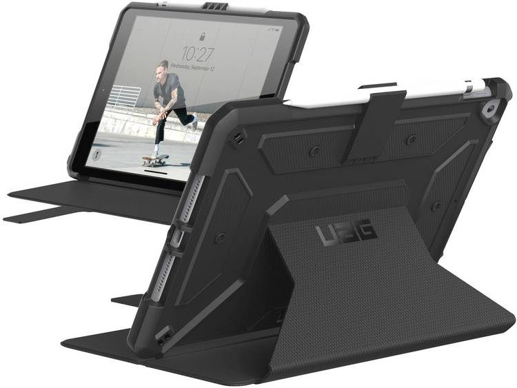 uag iPad Cover / hoes Outdoor case Zwart