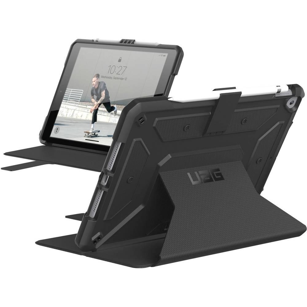Urban Armor Gear Metropoolis Case OutdoorCase Passar till Apple: iPad 10.2 (2020), iPad 10.2 (2019) Svart