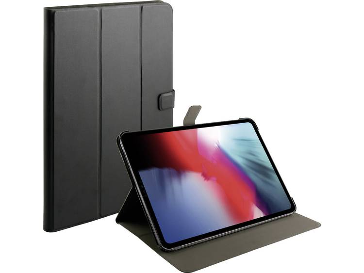 Vivanco Flipcase iPad Cover / hoes Zwart