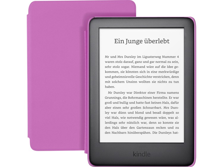amazon Kindle Kids Edition eBook-reader 15.2 cm (6 inch) Roze