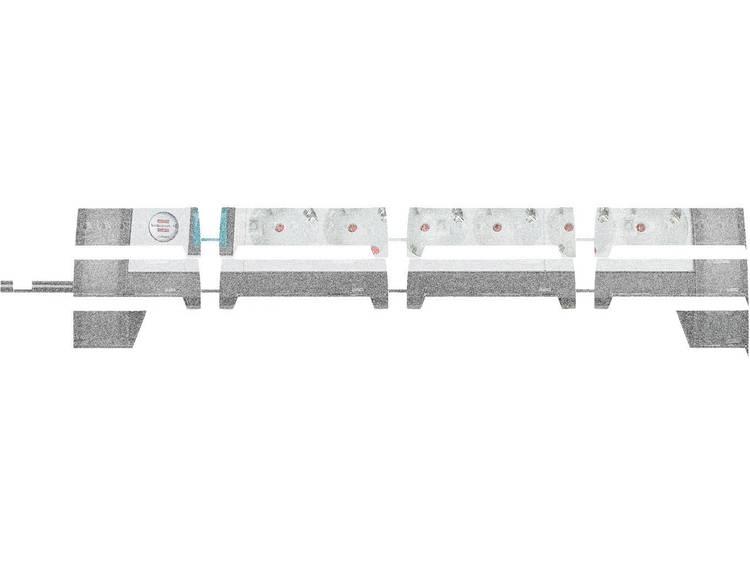 Brennenstuhl Stekkerdoos Premium Office-Line 3 m Stuks 6