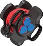 Rubberkabel haspel X-gum IP44 / kabelhaspel van rubber