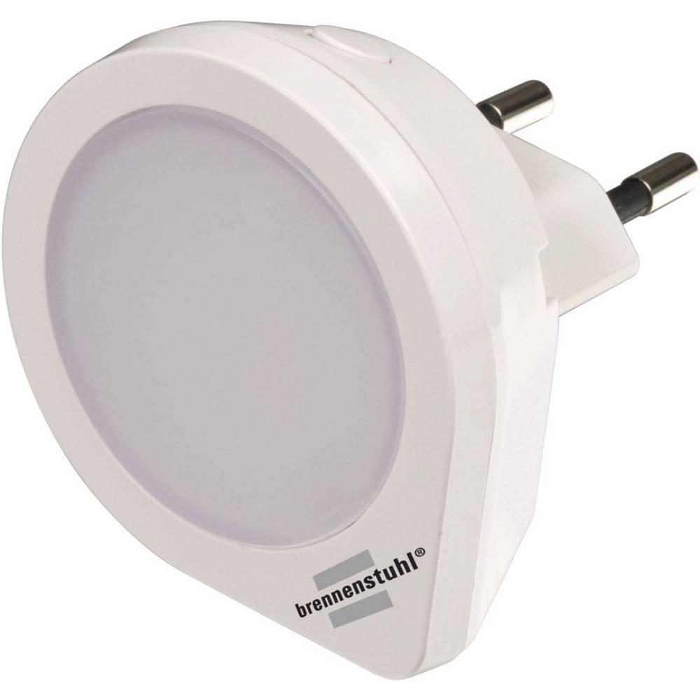 Brennenstuhl LED-nachtlicht stekkerdoos met schakelaar 1 LED 1,5lm (1173190)