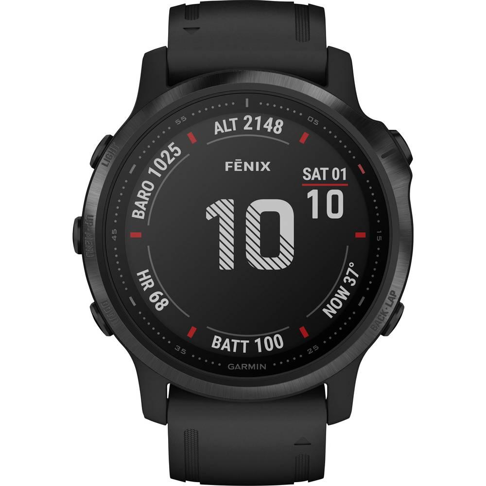 Garmin Fenix 6S Pro Smartwatch 42 mm Svart