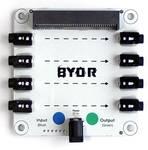 BYOR SL300024 Easyboard Robot-brein met aansluiting voor micro:bit